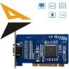 ECSON 4 channel video & 4 channel audio H.264 DVR card ECS-4104