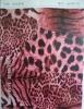 snake skin design heat transfer printing film for leather