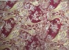 metallic fabric SM-5201 jacquard satin
