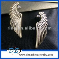 antique indian jewellery gothic punk rock cute clip wing ear cuff earring