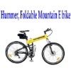 250w Hummer Mountain Foldable Bicycle Electric with EN15194,Treking