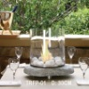 removable ethanol fireplace/galss cylinder/fireplace cylinder/candle holder/wind shield glass tube