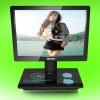 HOT SALE! 2012 new model kids vga output dvd player with tv tuner