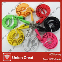 new design colorful usb data cable for iphone