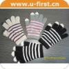 Touch gloves for mobile phone,tablet pc and ATM device