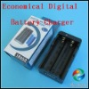 Factory Mass Production Economical Digital 18650 Battery Charger