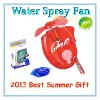 Best Summer Toys! New Mini B/O Spray Water Fan Toys (Hot Selling)