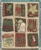 tapestry cotton jacquard decorative throw