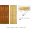 Solid Wood Door (YX-002##) door, pvc door, solid wood door,