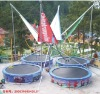 Trampoline(round trampoline,jumping bed)
