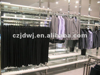 store and supermarket clothes standing rack exhibition rack