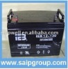 2012 New maintenance free solar battery