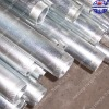 Hot-dip galvanized cold-rolled steel tube