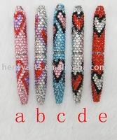 acryl necklace pen