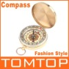 Classic Pocket Watch Style Bronzing Antique Camping Compass