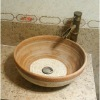 Bathroom and Kitchen artistic sink Ceramic wash basin art ceramic sink