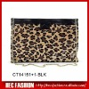 2012 A/W High Fashion Clutch Bag With Leopard Print, CT14151