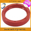 Custom red viton oil resistance seal rings