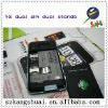 Android 2.3 smartphone 4.3 capacitive screen WIFI Dual sim dual standby smartphone
