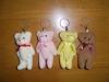 JM6744 plush keychain,Plush Stuffed Toys