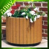 Good Quality Garden Wooden Flower Pot