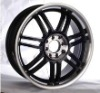 Aftermarket car alloy wheels