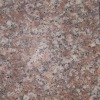 G687 peach red natural granite tile