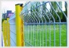 low carbon steel galvanized wire welded garden fence
