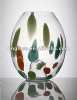 Promotional Colored Glass Jar