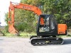VT80 mini excavator with CE/8T