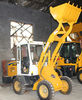CE certification 0.8 ton mini wheel loader 2WD