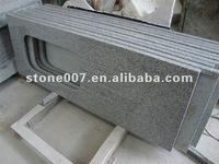 G603 white granite kitchen worktop