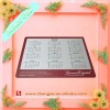 2013 Best Sell Calender Mouse Pad