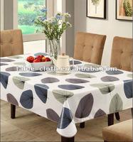 pvc tablecloth New design