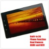 7 inch tablet with sim cards slot gsm