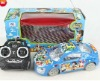 4CH nice rc car radio control car with four lights and music