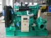 4 cylinder water pump engine, water cooled engine, stationary power engine