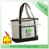 Canvas Deluxe Tote Beach Bag