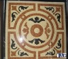 mosaic marble water jet medallion tile
