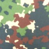 T/R camouflage fabric
