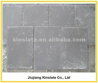 Natural Hubei Gray Slate Tile Barn Roofing