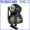 Day Night Pan Tilt WIFI IR Dome Wireless IP Camera