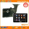 traffic record 5 inch car dvr gps with 2.0MP camera
