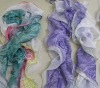 2012 Silk Scarf for Young Ladies