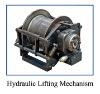 hydraulic lifting winch