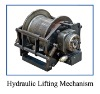 hydraulic lifting winch