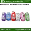 high quality earpone headset with remote and Mic for iPhone 3G 3GS 4G 4S