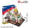 Saint Isaac's Cathedral 3d puzzle new home products 2012