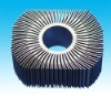 machine aluminum profile heat sink