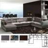 cheap modern big size corner sofa